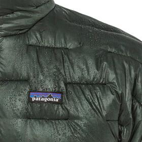 Patagonia Micro Puff Veste à capuche Homme, carbon